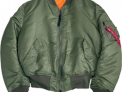 История создания пилотной куртки МА-1