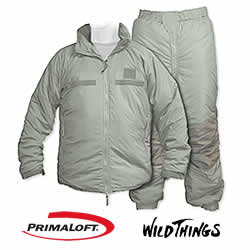Слой 7. Парка и брюки для экстремально холодной погоды
