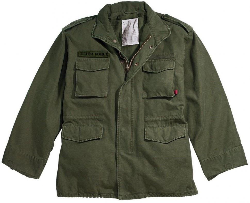 Куртка M-65 в магазине aquamir.kiev.ua