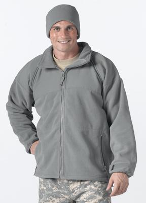 Куртка Rothco ECWCS GEN II Fleece Jacket - Foliage Green
