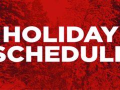 Увеличение сроков доставки заказов в связи с приближением новогодних праздников