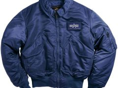 Куртки Alpha Industries CWU 45/P Flight Jacket
