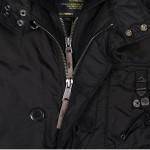 Cobbs ll black collar detail