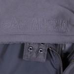 Cobbs ll dark gun metal logo on hood