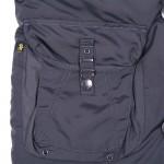 Cobbs ll dark gun metal pocket with logo label