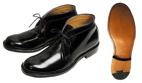 винтажные ботинки Buzz Ricksons