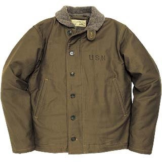куртка N-1