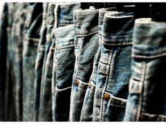 Фирменная американская джинсовая одежда