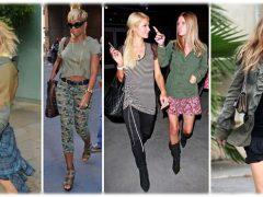 Стиль милитари и одежда милитари
