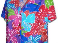 Американские гавайские рубашки: подарок солнечных островов