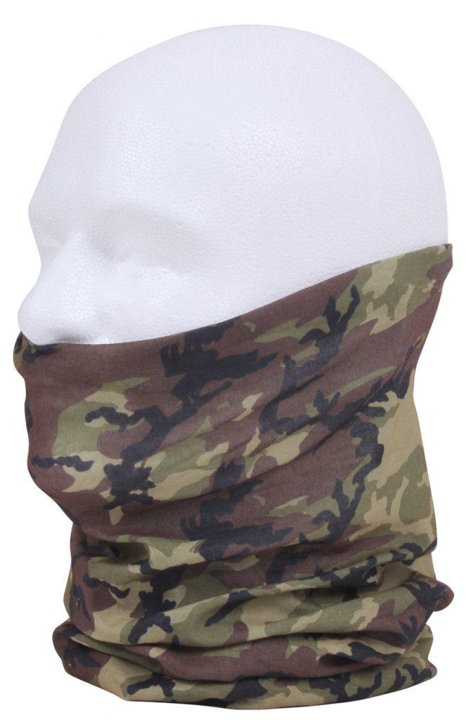 Многофункциональные, тактические маски-балаклавы.