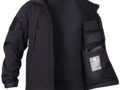 Куртка софтшеловая со скрытым ношением оружия Rothco