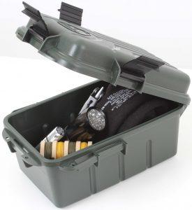 Герметичный ящик MTM Survivor Plastic Dry Box - Forest Green - 9099
