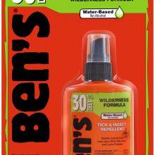 Американский репеллент от комаров Ben's 30 Spray Pump Insect Repellent