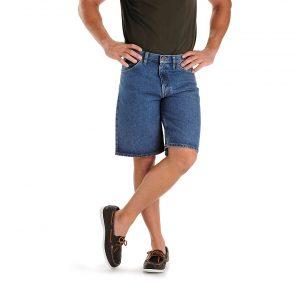 Шорты мужские джинсовые Lee Men's Regular-Fit Denim Short Pepperstone 2181044