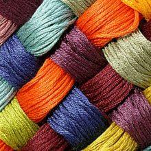Акриловые искусственные волокна шерсти
