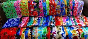 История ткани