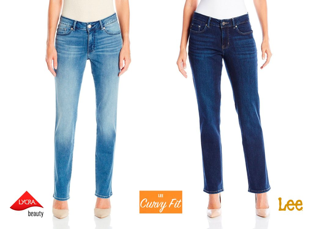 Женские прямые джинсы Lee Charleston Straight Leg Jeans