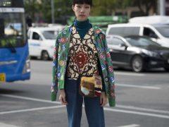 Взгляд на уличную джинсовую моду 2017 со всего мира