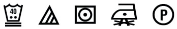 Инструкция по уходу 3M ™ Thinsulate ™