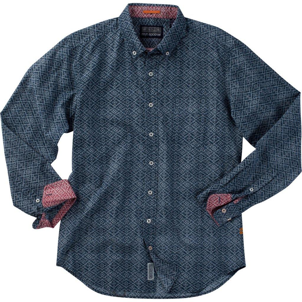 Reyn Spooner Aloha Shirt