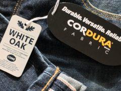 Cordura и Cone Denim разработали Cordura Selvage Denim