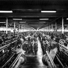 Фабрики денима. Denim mills