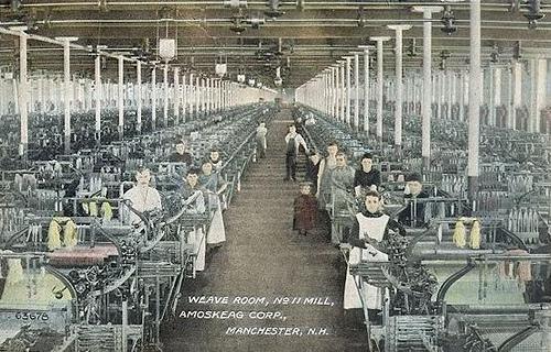 Фабрики денима
