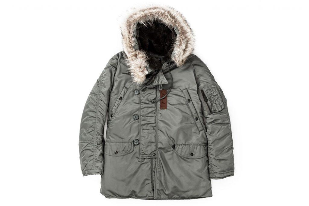 6 американских военных курток для холодной погоды - ВВС США N-3B Snorkel Parka