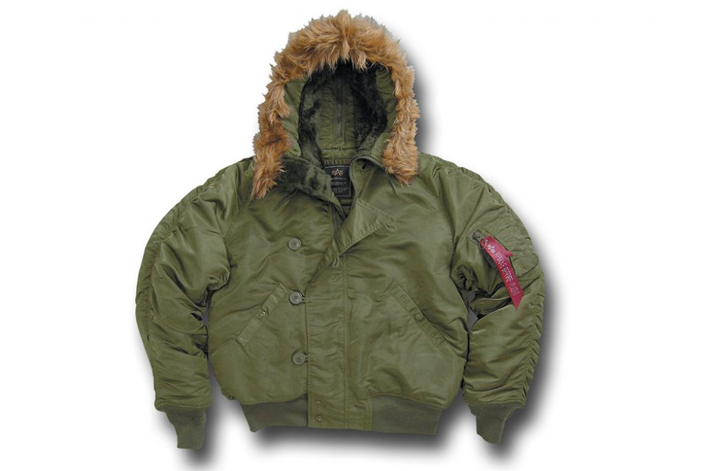 6 американских военных курток для холодной погоды ВВС N-2B
