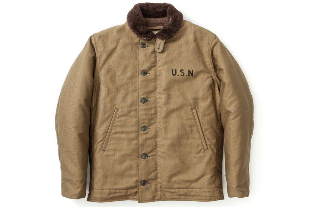 USN N1 Палубная куртка