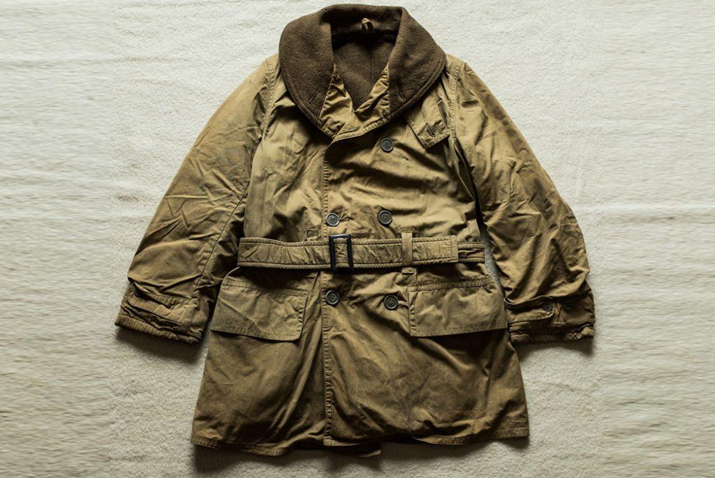 Mackinaw Jeep Coat (Пальто Mackinaw) армии США