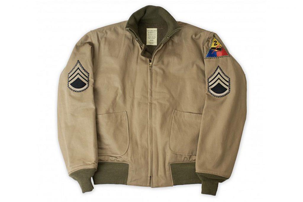 "US Army 'Tankers' Jacket (Куртка ""Танкиста"" армии США)"