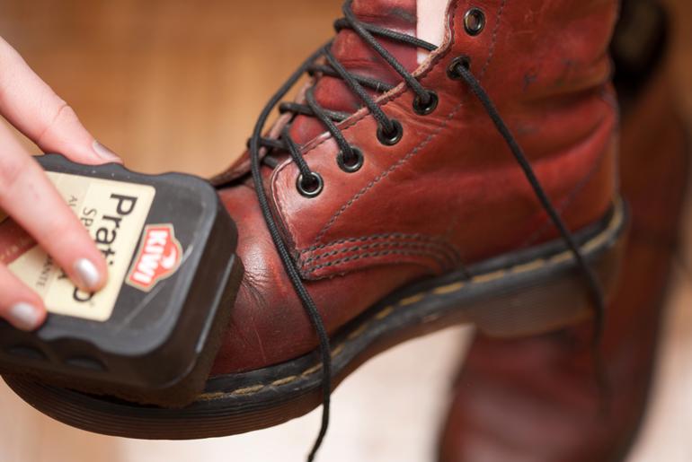восстановление/ кондиционирование вашей обуви