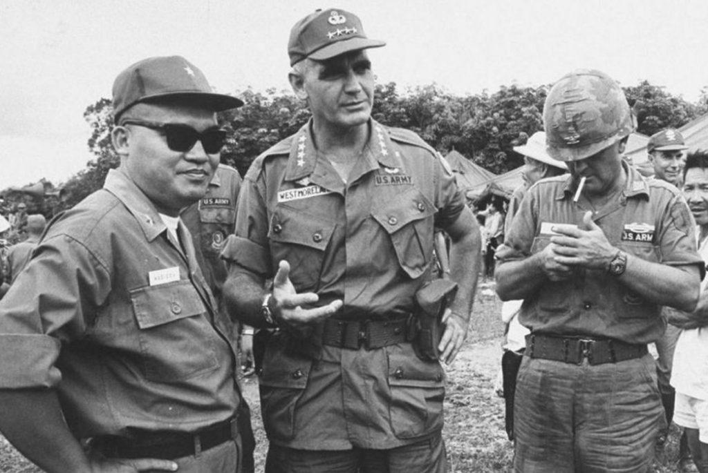 История куртки для джунглей (Jungle Jacket) OG-107 от Вьетнама до Джона Леннона