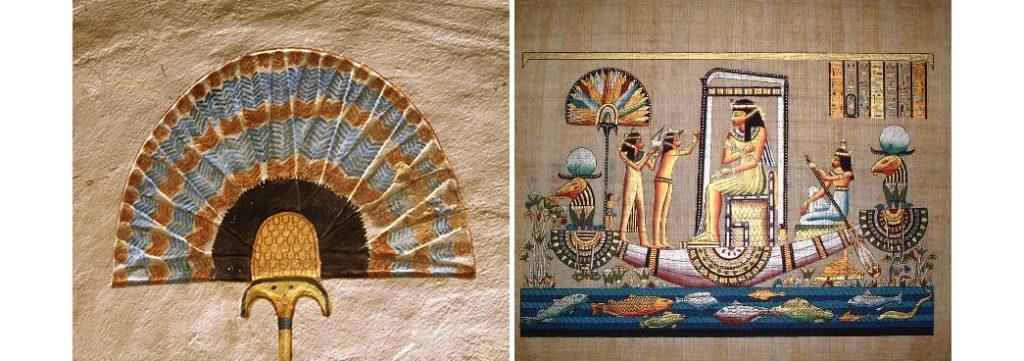 Древние египетские зонтики, в магазине Custom Umbrella и в магазине Viola Umbrella