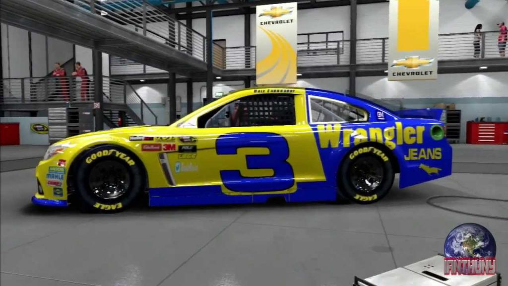 Гонки NASCAR