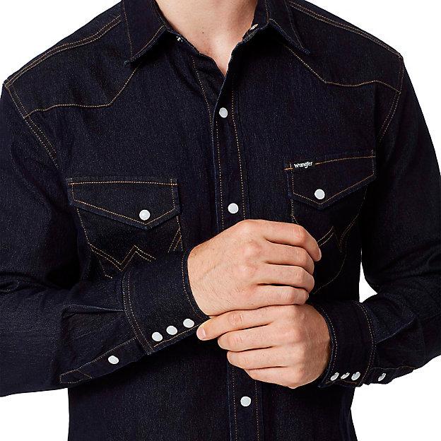 Дизайн и качество рубашек wrangler