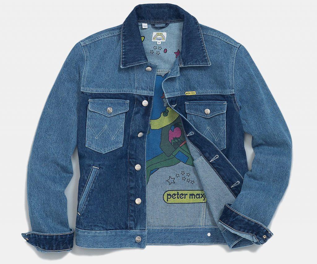 Джинсовые куртки Wrangler без подклада