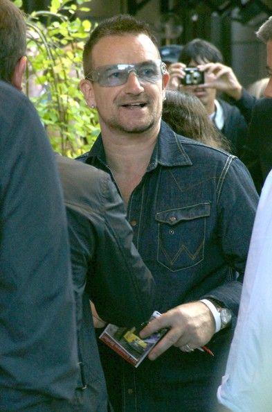 Bono in Wrangler