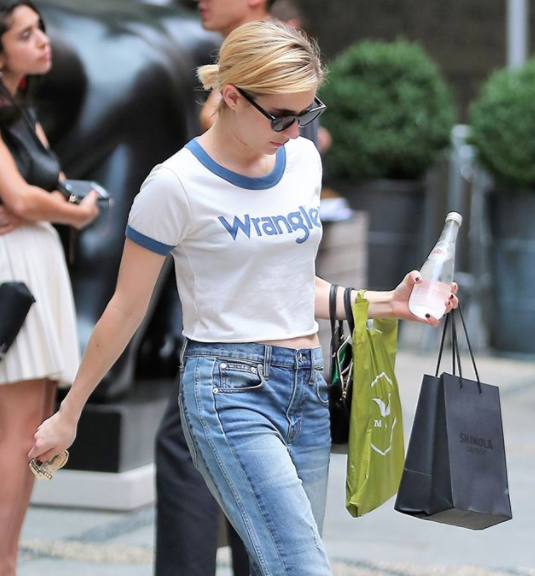 Wrangler — джинсы для звезд