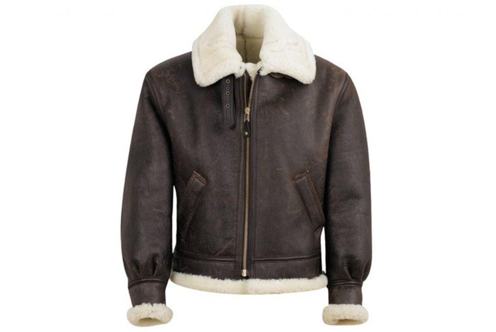 Куртка B-3 от Schott. Изображение с Schott.