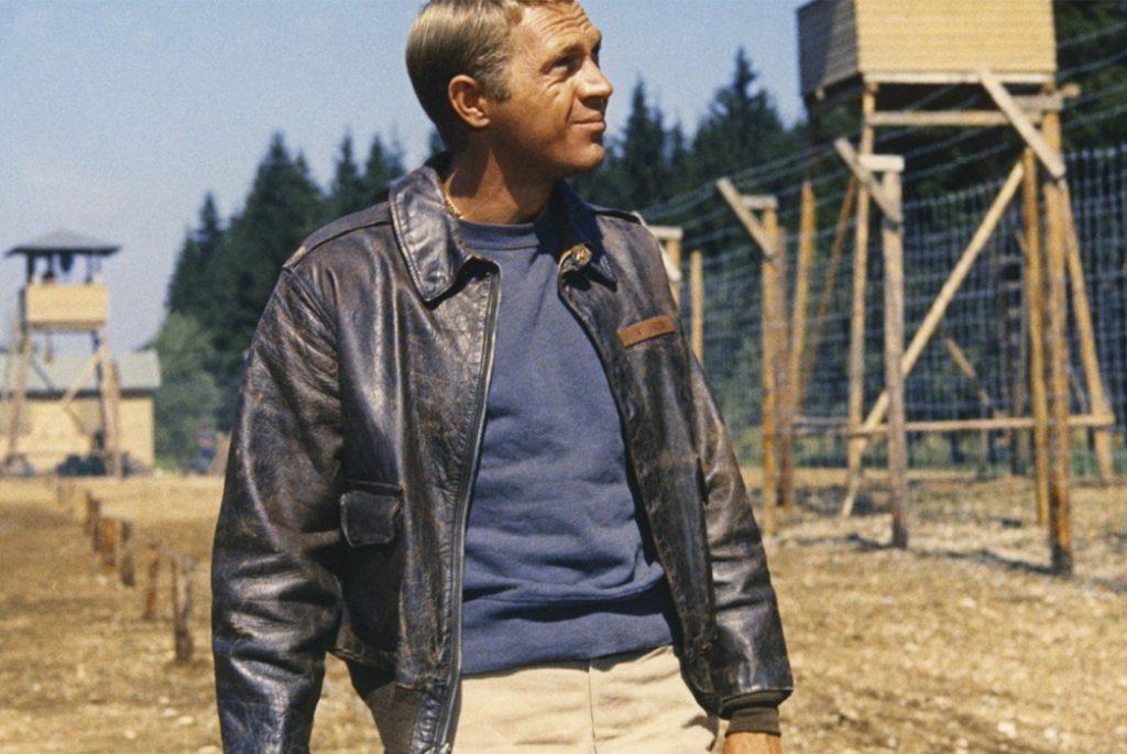 Стив Маккуин. Изображение с Eastman Leather.
