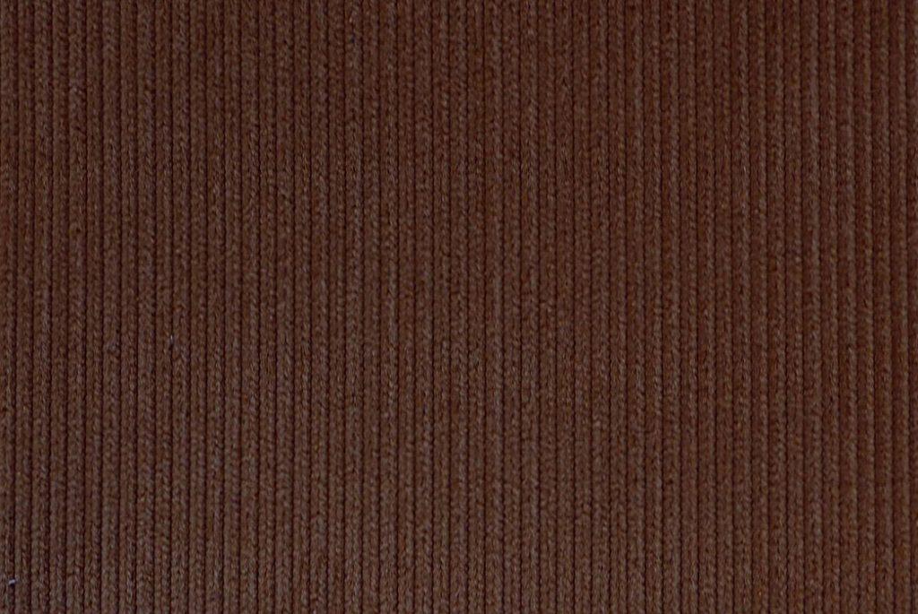 Коричневый вельвет с 12 вейлами. Изображение с Yorkshire Fabric.