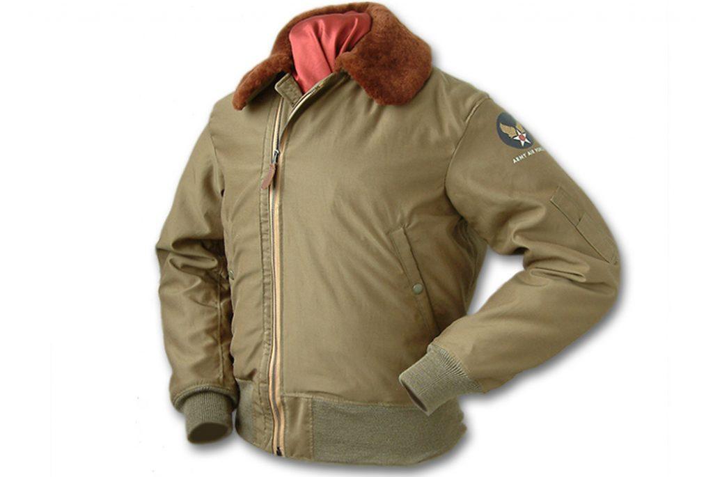 Куртка B-15 от Eastman Leather. Изображение с History Preservation