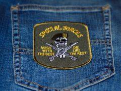 Декорирование джинсовой одежды
