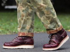 John Lofgren  использовал в своей последней коллекции обуви технологии Moc-Toes и Monkeys