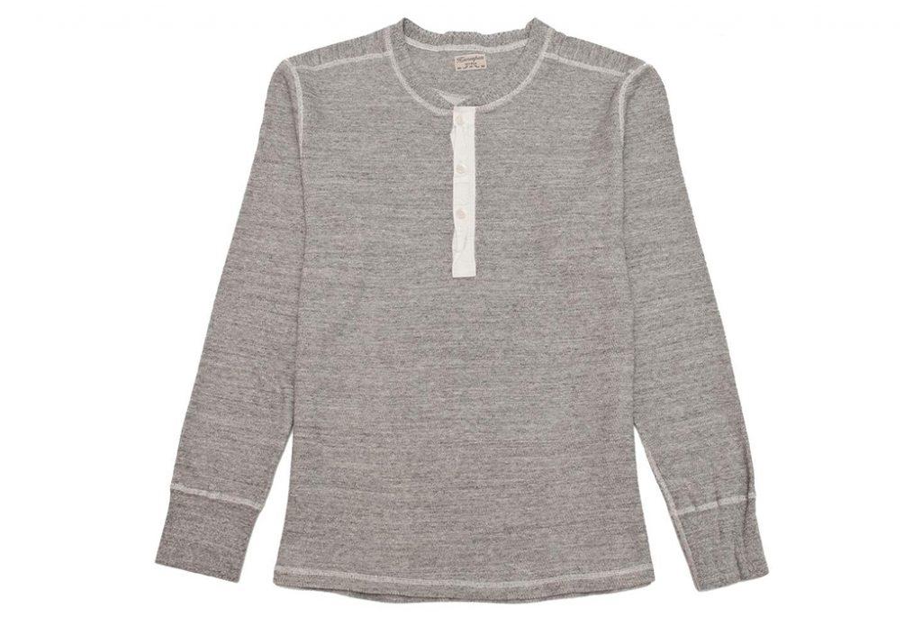 Homespun's Coalminer Henley выпустил новую коллекцию теплой одежды