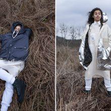 Космическая коллекция FW19 от женского бренда W'Menswear