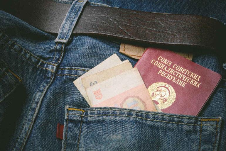 Джинсовая контрабанда в СССР - История джинсов за «железным занавесом»